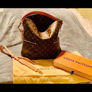 """Louis Vuitton """"Collectible """" Mellie."""